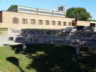 Trinity United Methodist Church, Charles City, IA