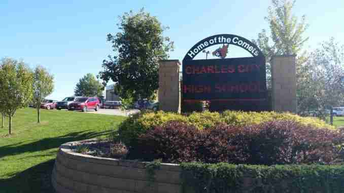 Charles City High School