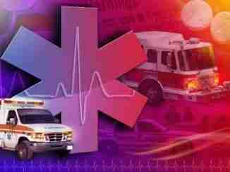 Medical Rescue Ambualnce Abstract Photo