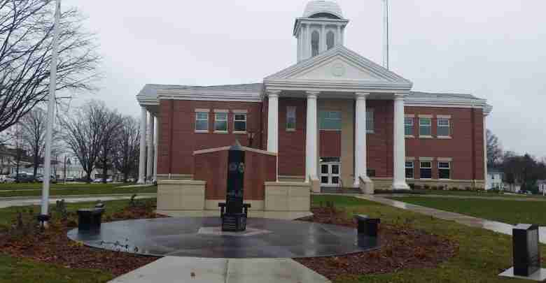 Mitchell County Courthouse