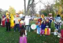 Photo of Charles City Spook Walk event Thursday!