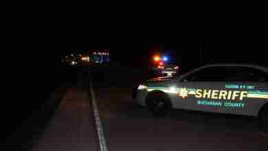 Photo of New Deputies Protect the Roads in Mitchell County