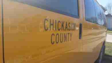 Photo of 1st case of COVID-19 confirmed in Chickasaw County