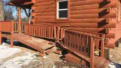 Photo of Vandals cause considerable damage to Pinicon Alders Cabin site