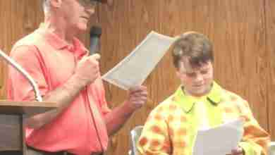 Photo of WATCH: Mayor Declares Proclamations For Wizard Of Oz And Relay For Life