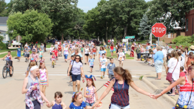 Photo of ICYMI: WATCH – Kid's Day Blasts Off Fourth Of July Festivities