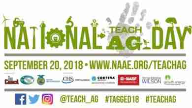 Photo of Honoring America's Ag Teachers On National Teach Ag Day