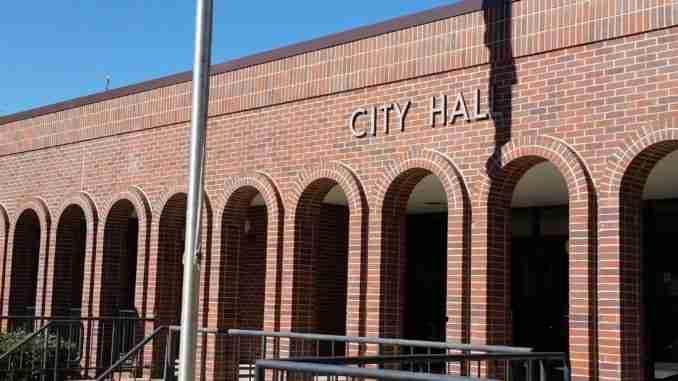 Charles City City Hall
