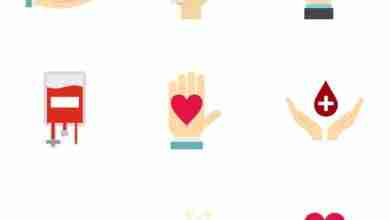 Photo of Hearts on hands spread organ donation awareness on recognized day of the year