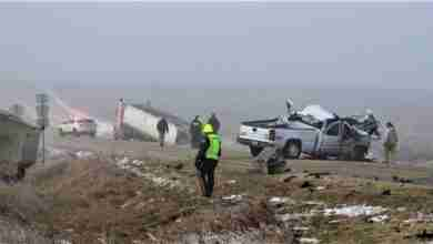 Photo of UPDATED: Names And Details Released In Pickup Versus Semi Collision