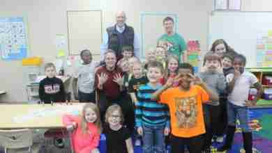 Photo of WATCH: Students In Charles City Area Receive Early Christmas Presents