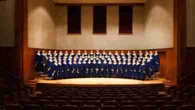 Photo of Luther College's Nordic Choir to perform in Charles City