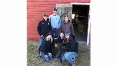 Photo of Turkey Valley students raise $10,000 in supplies for Nebraska flood victims