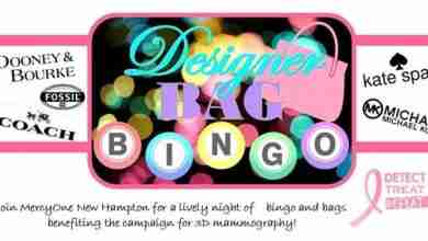 Photo of Back by popular demand: MercyOne's 'Designer Bag Bingo'