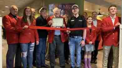 Photo of Pizza Ranch celebrates ribbon cutting