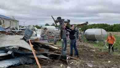 Photo of FFA Member: Destruction left by tornado is 'unbelievable'