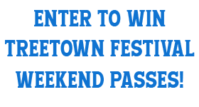 Win Treetown Festival Weekend Passes - Enter Here
