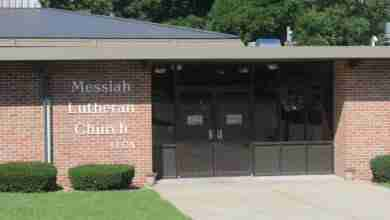 Photo of Messiah Lutheran Church hosting bible camp in Charles City