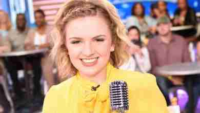 Photo of Maddie Poppe – Melrose in the Morning Interview!
