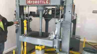 Photo of Hydrotile Co. dedication and open house tomorrow!