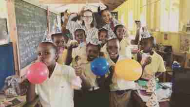 Photo of Former Comet Mattie Maloy joins the Peace Corps