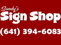 Sandy's Sign Shop