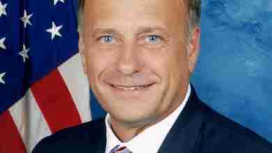 Photo of Rep. Steve King talks Charles City, future for farmers, and impeachment