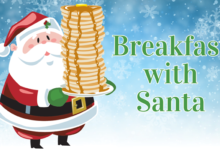 Photo of New Hampton's 'Breakfast with Santa' very soon