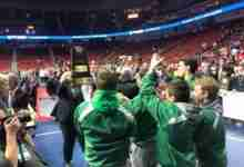 Photo of Osage wrestling wins 2A championship; first win since 1981