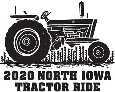 2020 North Iowa Tractor Ride