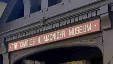 Photo of MacNider Art Museum posting art challenges and talks; gives kids, elderly something to look forward to
