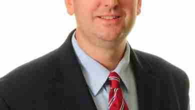 Photo of Rep. Todd Prichard talks $1,200 stimulus checks