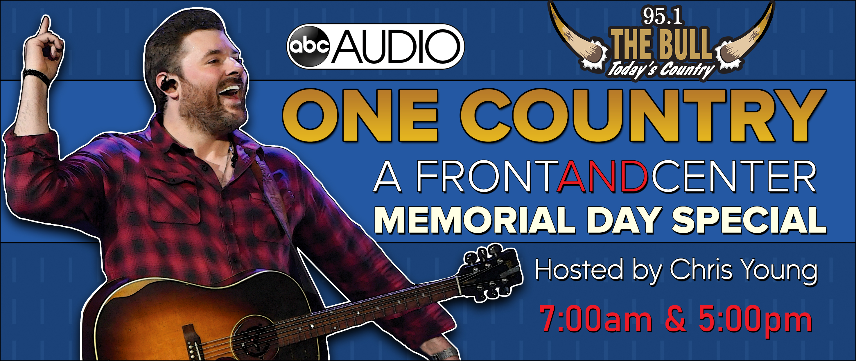 Memorial Day Special with Chris Young