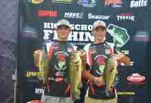 Photo of Riceville student duo wins 'High School Fishing National Championship'