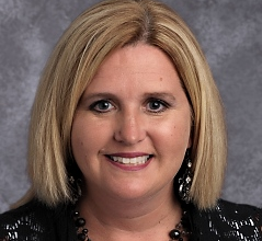 Photo of Osage/Riceville Superintendent finalist for 'Iowa Superintendent of the Year'